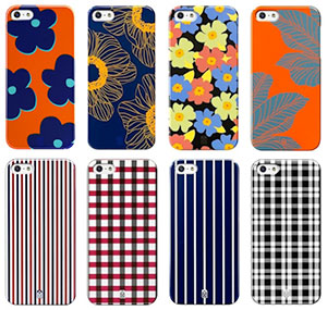 Case Scenario Girl/Boy Cover for iPhone 5