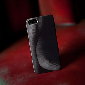 iPhone 5 ハードケース (shima mesh)