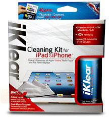 iKlear iPad クリーニングキット