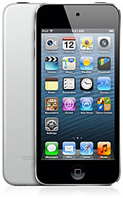 iPod touch 16GB - ブラック&シルバー(ME643J/A)