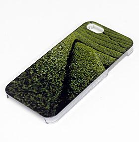 iPhone 5 ハードケース (shima tea)