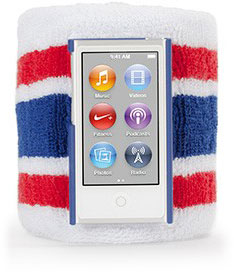 Griffin SportCuff for iPod nano 第7世代