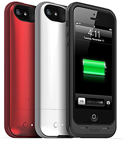 mophie juice pack plus for iPhone 5s/5