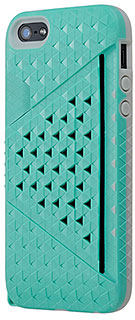 Bluevision Kaleido Card Slot Case for iPhone 5
