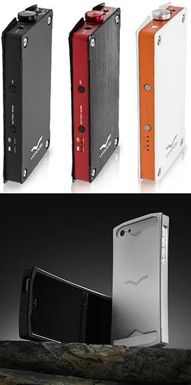V-MODA VAMP VERZA/METALLO Case for iPhone 5