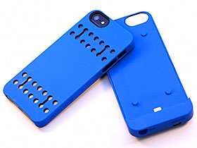 Boostcase HYBRID BATTERY FOR IPHONE 5 DOUBLE SHOT
