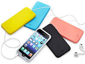 Simplism Silicone Case Set for iPod touch 2013