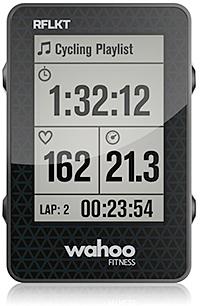 Wahoo Fitness サイクルコンピュータ RFLKT for iPhone