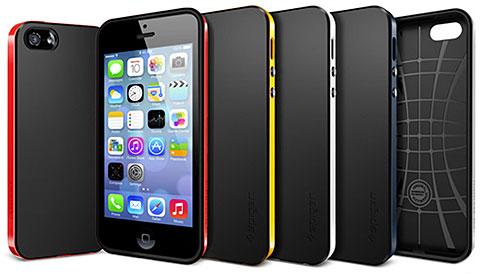 SPIGEN SGP ネオ・ハイブリッド シリーズ for iPhone 5