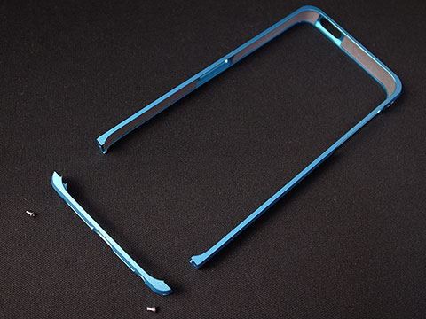 Alloy X for iPhone 5