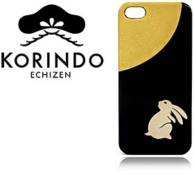 KORINDO iPhone 漆塗りケース