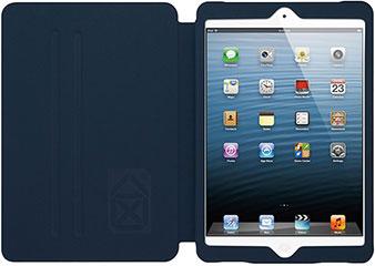 Case Scenario KEITH HARING Nubuk Standing Book Case for iPad mini