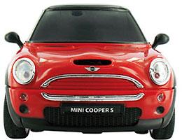 Bluetooth Controlled Car Mini Cooper S