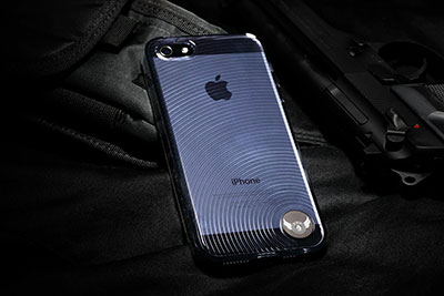 Bluevision BIOHAZARD 6 for iPhone 5 LEON Model