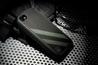 Bluevision BIOHAZARD 6 for iPhone 5 JAKE Model
