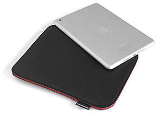 職人が作るオイルドレザースリーブ for iPad mini 縦型