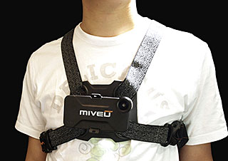 miveu-X for iPhone 5