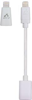 CA-MLP WH(Lightning-microUSB変換アダプター)/CAK-MLP WH(Lightining-microUSB変換ケーブル)