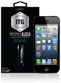 ITG PRO - Impossible Tempered Glass for iPhone 5