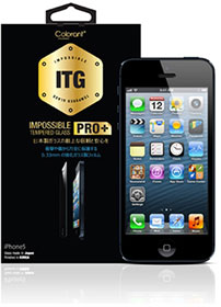 ITG PRO Plus - Impossible Tempered Glass for iPhone 5