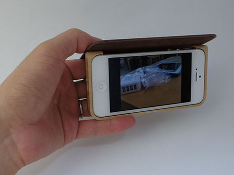 Miniot Book for iPhone 5