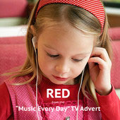 Red (From the 'Music Every Day' TV Advert)