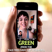 """Green (From the """"Face Time Every Day"""" TV Advert)"""