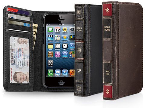 Twelve South BookBook for iPhone 5s/5