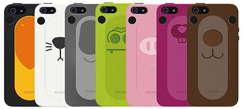 OZAKI O!coat FaaGaa for iPhone 5