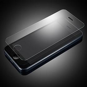 SPIGEN SGP iPhone 5 シュタインハイル GLAS.t ナノ スリム プレミアム スクリーン プロテクター