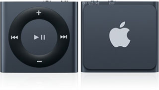 iPod shuffle スレート
