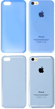 Skinny Fit Case for iPhone 5c/Clear Case for iPhone 5c