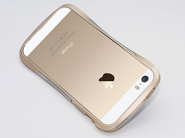 CLEAVE ALUMINUM BUMPER Mighty2 for iPhone 5/5s