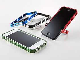 Simplism [Aluminism] Bumper Style for iPhone 5s