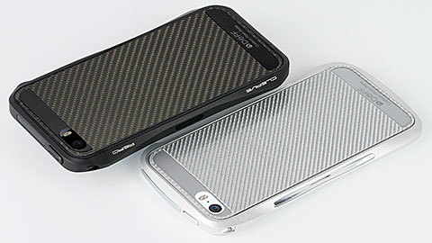 Deff Carbon Plate for iPhone 5/5s