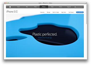 iPhone 5c - TV Ad - Plastic Perfected