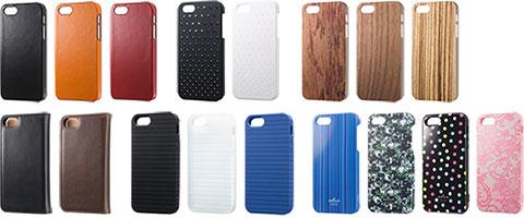 ソフトバンクセレクション iPhone 5s ケース