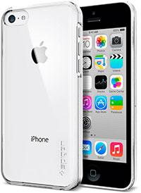 SPINGEN SGP iPhone 5cケース ウルトラ・シン・エア