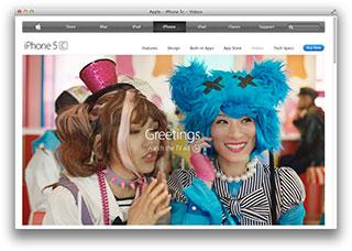 Apple - iPhone 5c - TV Ad - Greetings