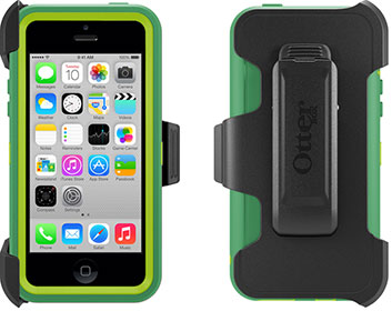 OtterBox Defender for iPhone 5c ベーシックシリーズ