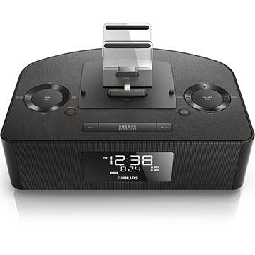 Philips AJ7260D デュアルドック アラームクロックスピーカー