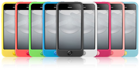SwitchEasy COLORS for iPhone 5c