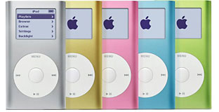 第1世代iPod mini