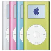 第2世代iPod mini