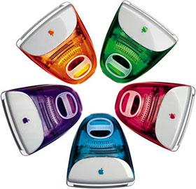 iMac G3 キャンディカラー