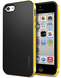 SPIGEN SGP iPhone 5cケース ネオ・ハイブリッド
