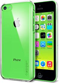 SPIGEN SGP iPhone 5cケース ウルトラ・シン・エア