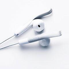 sprngclip(スプリングクリップ) for Apple EarPods