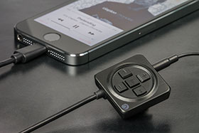Deff Sound HEADPHONE AMPLIFIER with Apple Lightning connector