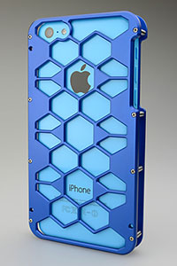 YS Design iPhone 5c用プロテクターケース
